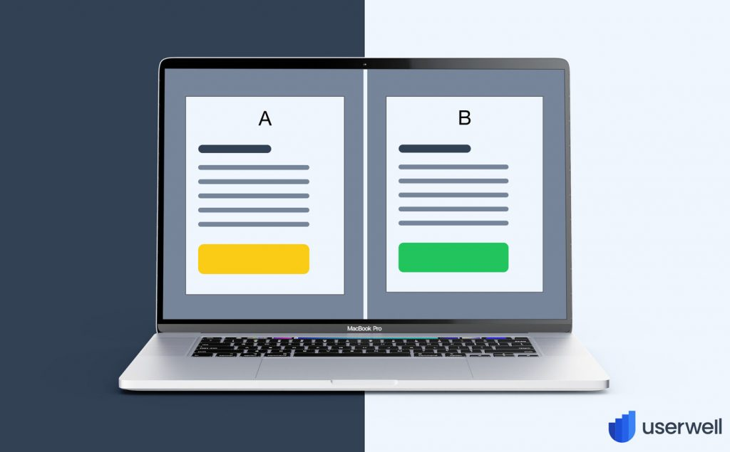 AB Testing Userwell Glossary